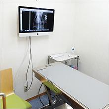 府中 動物病院 診察室